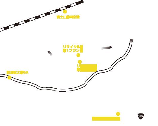 株式会社ハイナン本社地図